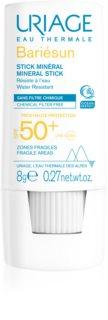 Uriage Bariésun stick protecteur minéral pour zones sensibles SPF 50+