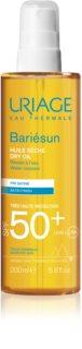 Uriage Bariésun Dry Oil SPF 50+ сухое масло для загара SPF 50+