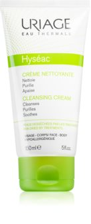 Uriage Hyséac Cleansing Cream почистващ крем  за мазна кожа