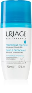 Uriage Hygiène Gentle Deodorant sanfter aluminiumfreier Deoroller