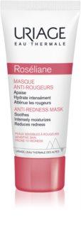 Uriage Roséliane Anti-Redness Mask mascarilla para pieles sensibles con tendencia a las rojeces