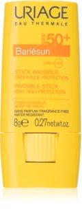 Uriage Bariésun Invisible Stick SPF 50+ stick protecteur pour zones sensibles SPF 50+