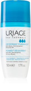 Uriage Hygiène desodorizante roll-on desodorizante antitranspirante em spray