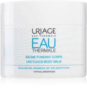 Uriage Eau Thermale Unctuous Body Balm ενυδατικό βάλσαμο σώματος για ξηρό και ευαίαισθητο δέρμα