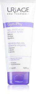 Uriage Gyn-Phy Refreshing Gel Intimate Hygiene освежающий гель для интимной гигиены