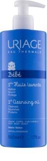 Uriage Bébé Reinigungsöl für Gesicht, Körper und Kopfhaut