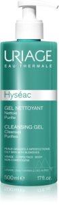 Uriage Hyséac Cleansing Gel gel nettoyant doux visage et corps