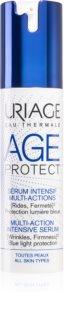 Uriage Age Protect Multi-Action Intensive Serum мултиактивен интензивен серум за подмладяване на кожата на лицето