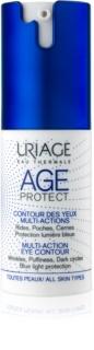 Uriage Age Protect мультиактивний крем з ефектом омолодження для очей