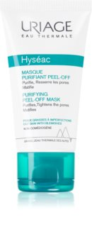 Uriage Hyséac Purifying Peel-Off Mask Máscara peel-off de limpieza para pieles problemáticas