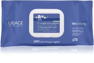 Uriage Bébé 1st Cleansing Wipes salviette detergenti per bambini