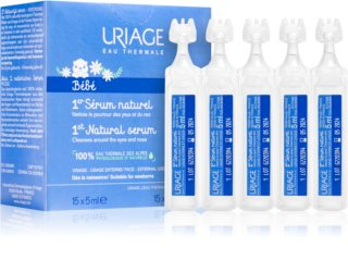 Uriage Bébé 1st Natural Serum siero per lenire gli occhi e la mucosa nasale
