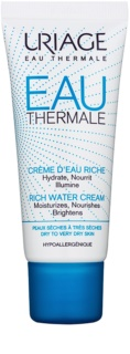 Uriage Eau Thermale Nourishing Moisturiser for Dry and Very Dry Skin