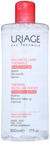 Uriage Eau Micellaire Thermale mizellares Reinigungswasser für empfindliche Haut mit Neigung zu Reizungen Nicht parfümiert