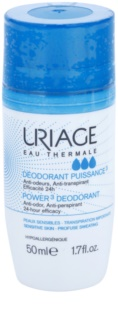 Uriage Hygiène Roll-On Deodorant  To Treat White And Yellow Stains