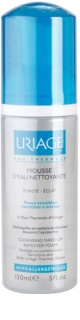 Uriage Hygiène Cleansing Makeup Removing Foam for Normal and Combination Skin