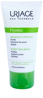Uriage Hyséac Cleansing and Soothing Face Mask for Pore Tightening