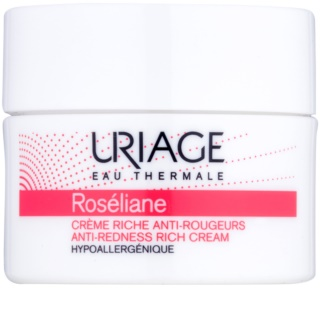 Uriage Roséliane Nourishing Day Cream for Sensitive, Redness-Prone Skin