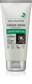 Urtekram Green Matcha spodbujajoča krema za prhanje z zelenim čajem
