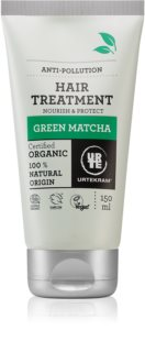 Urtekram Green Matcha Hydrating Mask for Hair Exposed To Air Pollution