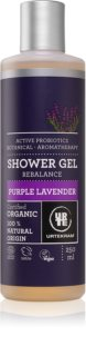 Urtekram Purple Lavender Shower Gel with Lavender