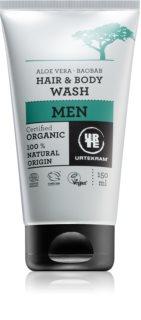Urtekram Men Duschgel & Shampoo 2 in 1 für Herren