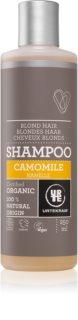 Urtekram Camomile champô para cabelo para todos os tipos de cabelo loiro