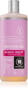 Urtekram Nordic Birch gel de dus big pack
