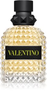 Valentino Uomo Born In Roma Yellow Dream Eau de Toilette pentru bărbați 50 ml