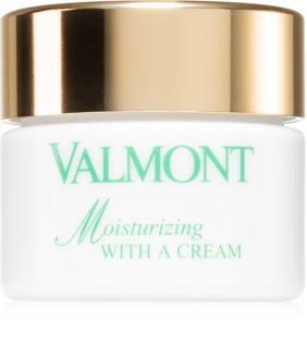 Valmont Moisturizing with a Cream krem nawilżający na dzień