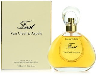 Van Cleef & Arpels First eau de toilette da donna