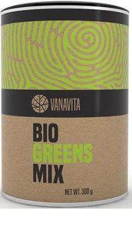 VanaVita Green Mix BIO prášek na přípravu nápoje pro detoxikaci