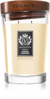 Vellutier African Olibanum scented candle