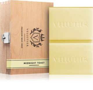 Vellutier Midnight Toast wax melt