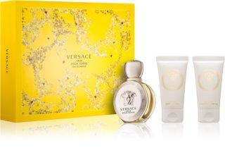 Versace Eros Pour Femme Gift Set  III. voor Vrouwen