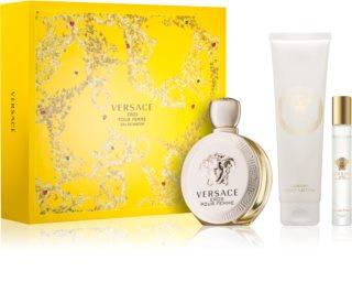 Versace Eros Pour Femme ajándékszett II. hölgyeknek