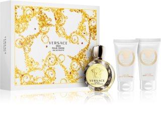 Versace Eros Pour Femme coffret VI. para mulheres