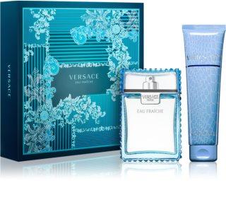 Versace Man Eau Fraîche Gift Set XXVIII.