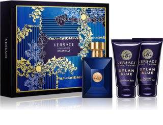 Versace Dylan Blue Pour Homme Gift Set V. for Men