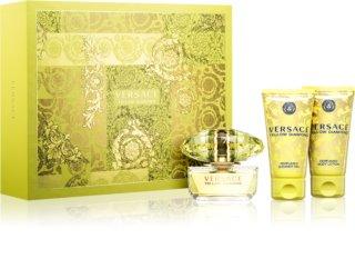 Versace Yellow Diamond darčeková sada XIII. pre ženy