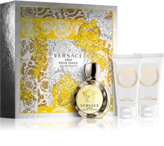 Versace Eros Pour Femme set cadou IV.