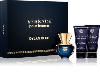 Versace Dylan Blue Pour Femme Geschenkset I. für Damen