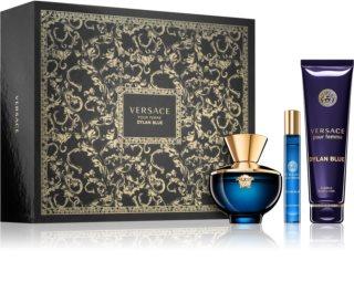 Versace Dylan Blue Pour Femme Presentförpackning III. för Kvinnor