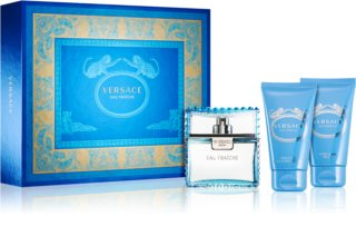 Versace Man Eau Fraîche Gift Set II. for Men