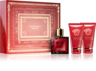 Versace Eros Flame darčeková sada III. pre mužov