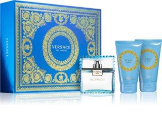 Versace Man Eau Fraîche подарунковий набір для чоловіків