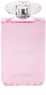 Versace Bright Crystal Duschtvål för Kvinnor