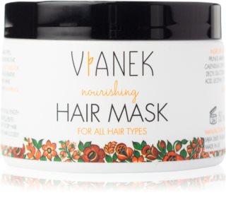 Vianek Nourishing regenerierende Maske für die Haare mit nahrhaften Effekt