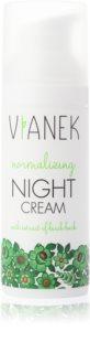 Vianek Normalizing normalisierende Nachtcreme  für normale bis fettige Haut