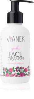 Vianek Gentle lágy tisztító gél az érzékeny arcbőrre